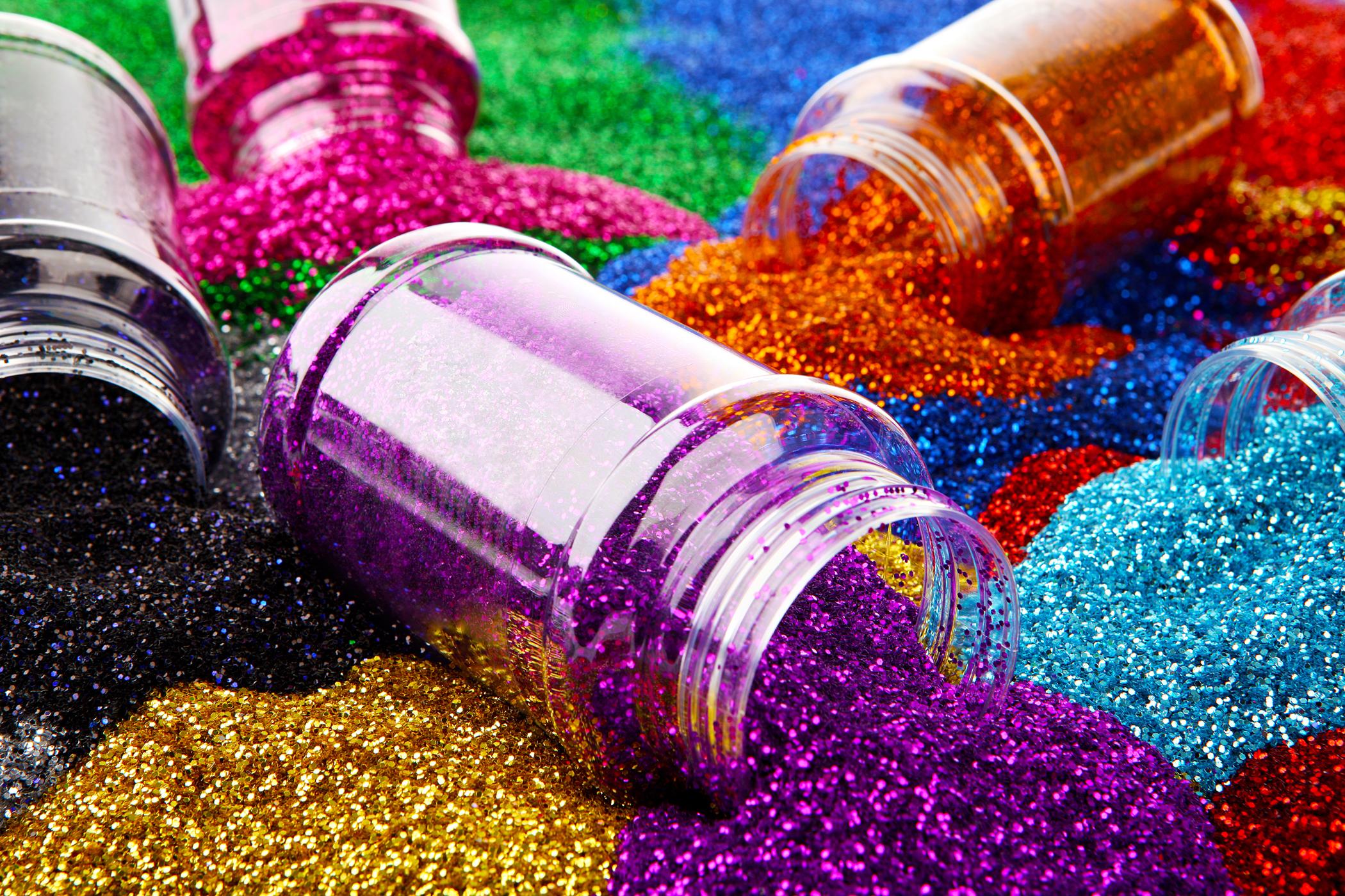 Plastic Glitter Products Glitters Ronald Britton