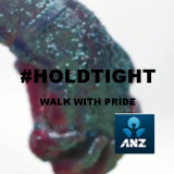 Bio-glitter at #HoldTight New Zealand
