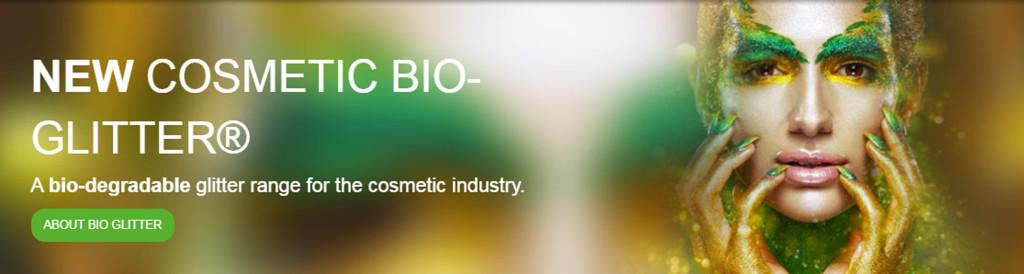 New Bioglitter Site Image